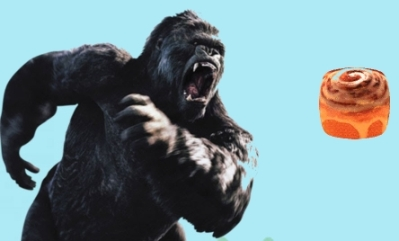 1160624-gorilla-and-bun
